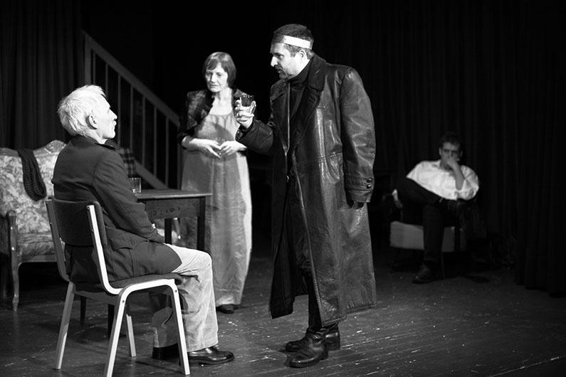 Play Macbeth – Fotografie im Theater im Bahnhof