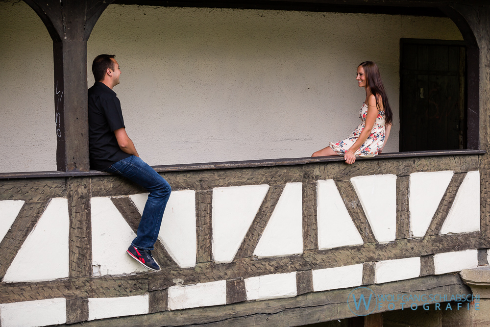 Engagement Shooting mit Carina und Tobias in Esslingen