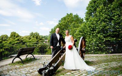 Hochzeit von Christine und Michael in Esslingen