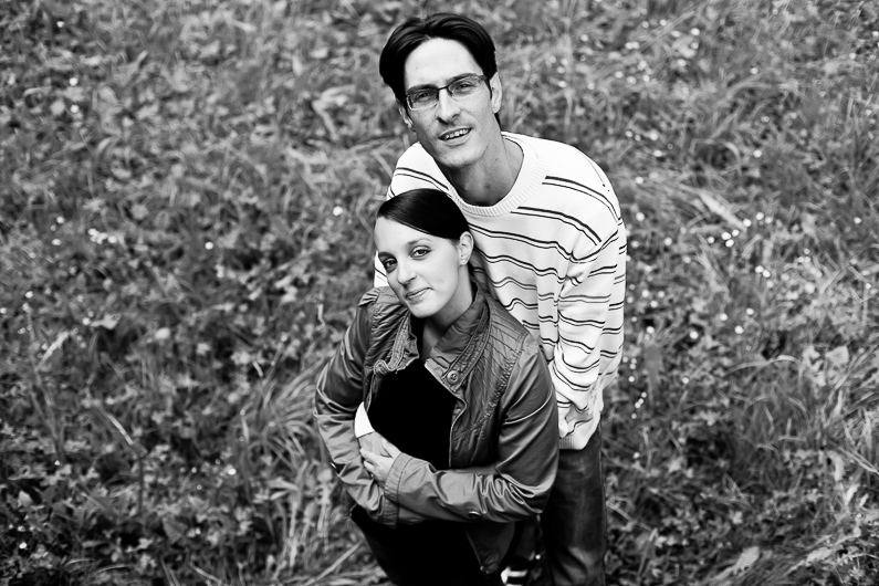 Engagement Shooting mit Melanie & Jan