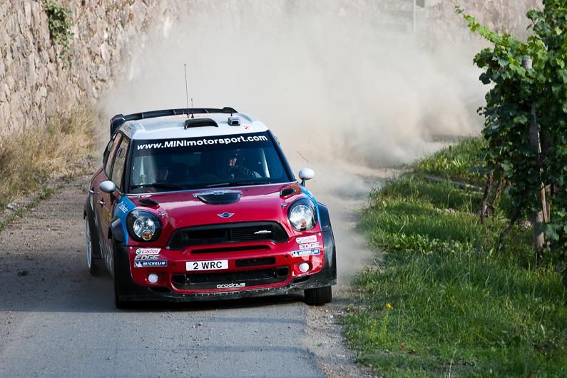 Rallye Deutschland in Trier