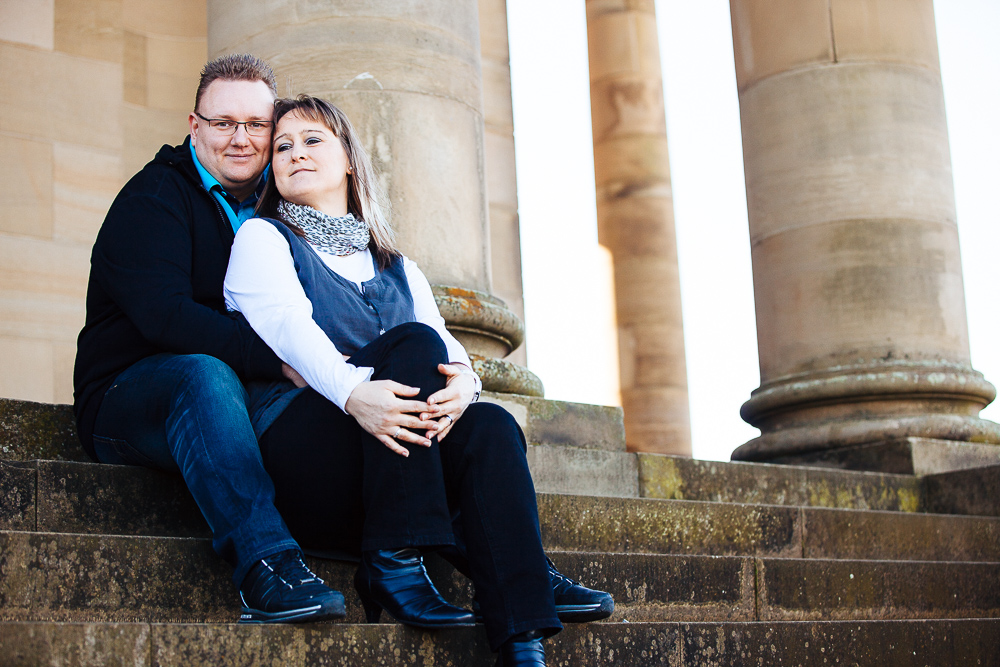 Engagement Shooting mit Bianca & Alex in Stuttgart Rotenberg