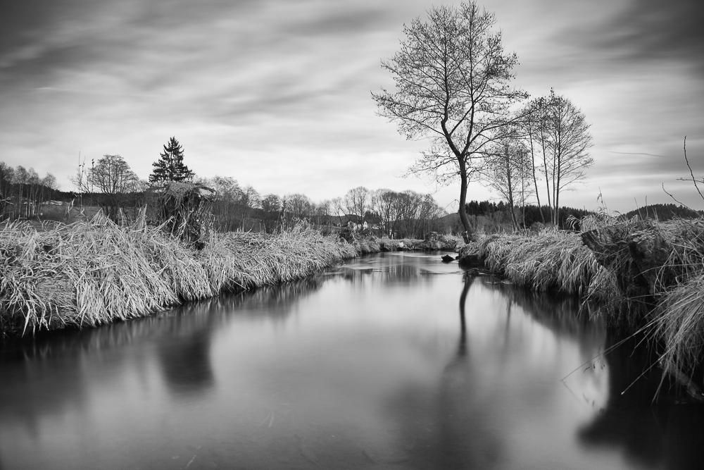 Landschaftsfotografie mit Langzeitbelichtung – Bayerischer Wald