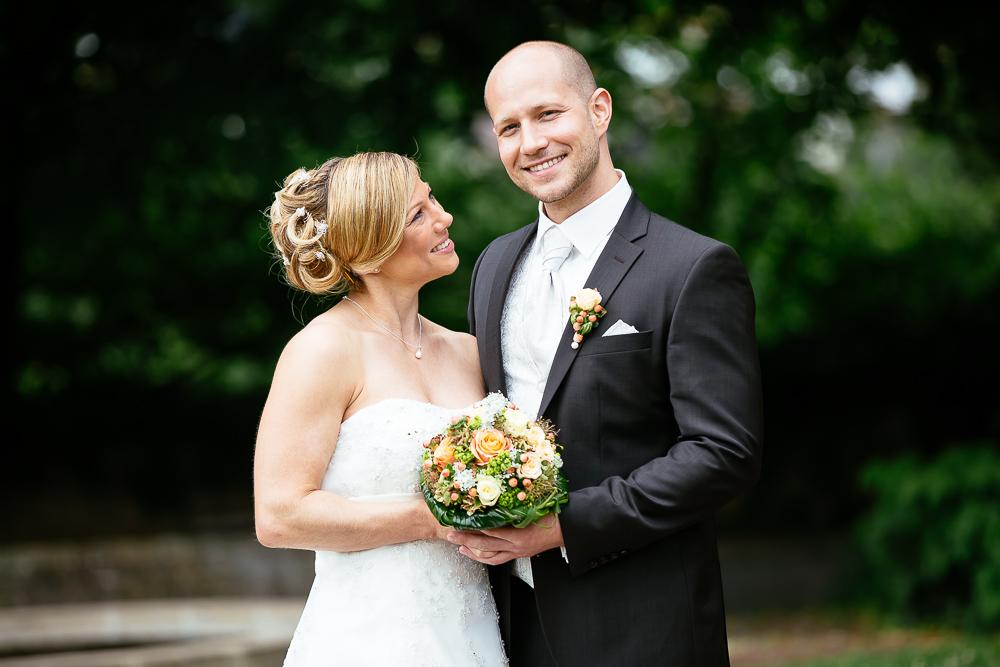 Hochzeit von Daniela & Michael in Esslingen und Köngen