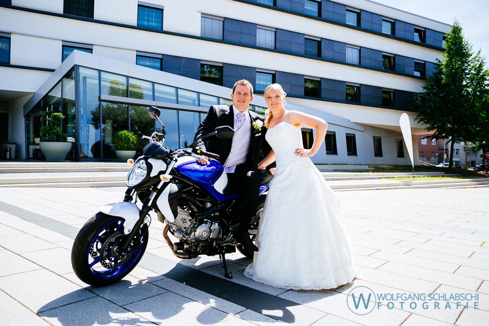 Hochzeit von Sabrina und Christian in Esslingen