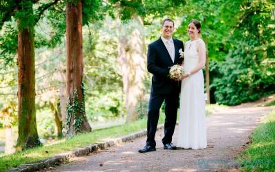 Hochzeit von Natalie und Marc in Esslingen