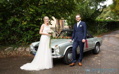 Hochzeit von Natalja und Max in Esslingen